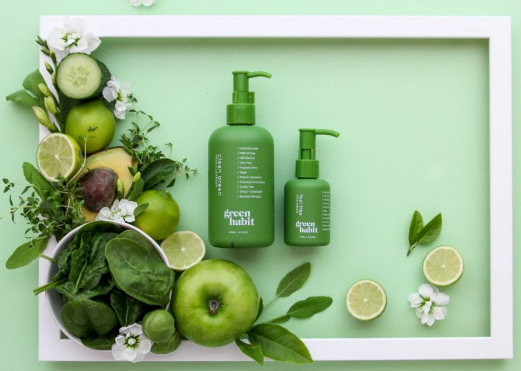 Feeling Fresh by Green Habit Skin Juice