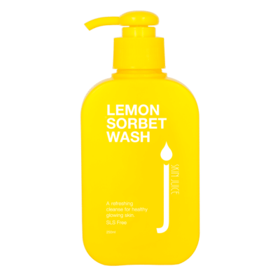 Lemon Sorbet Wash