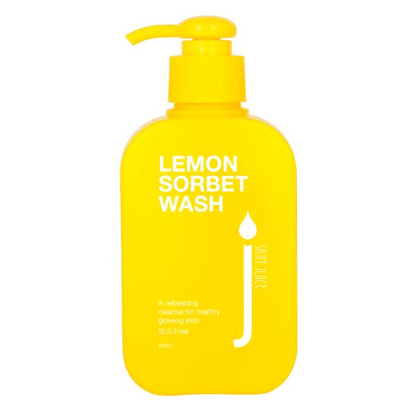 Lemon Sorbet Wash