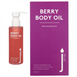 Berry Body Spray - Oil