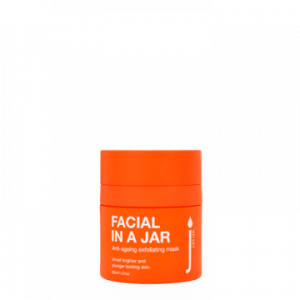Facial in a Jar