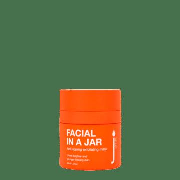 Facial in a Jar