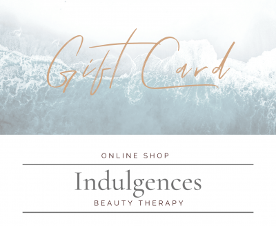 ONLINE SHOP GIFT CARD