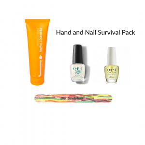 Hand and Nail Survival Pack
