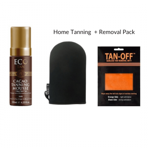 Self Tanning + Removal Pack