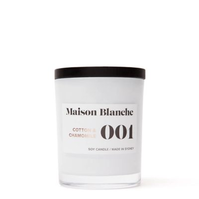 Maison Blanche Candles 009 Grapefruit & Rosemary