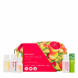 Skin Juice Dry Travel Kit