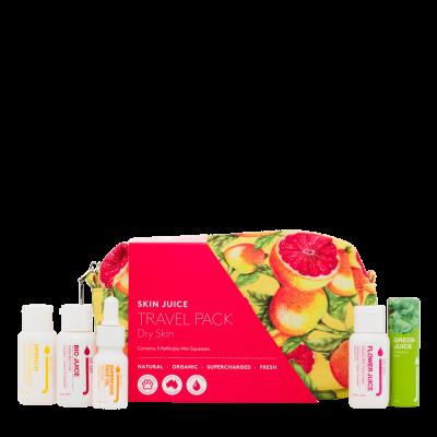 Skin Juice Dry Travel Kit