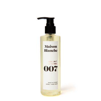 007 Sea Salt & Thyme / Hand Wash