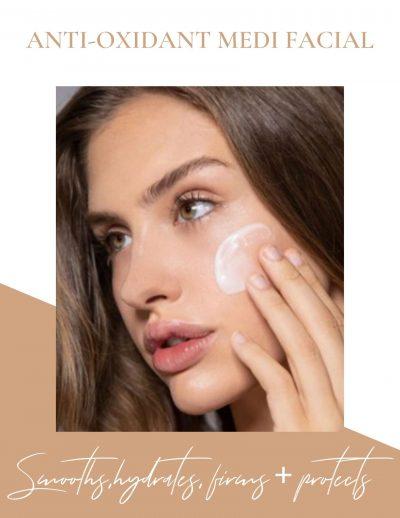 Anti Ocidant Medi facial