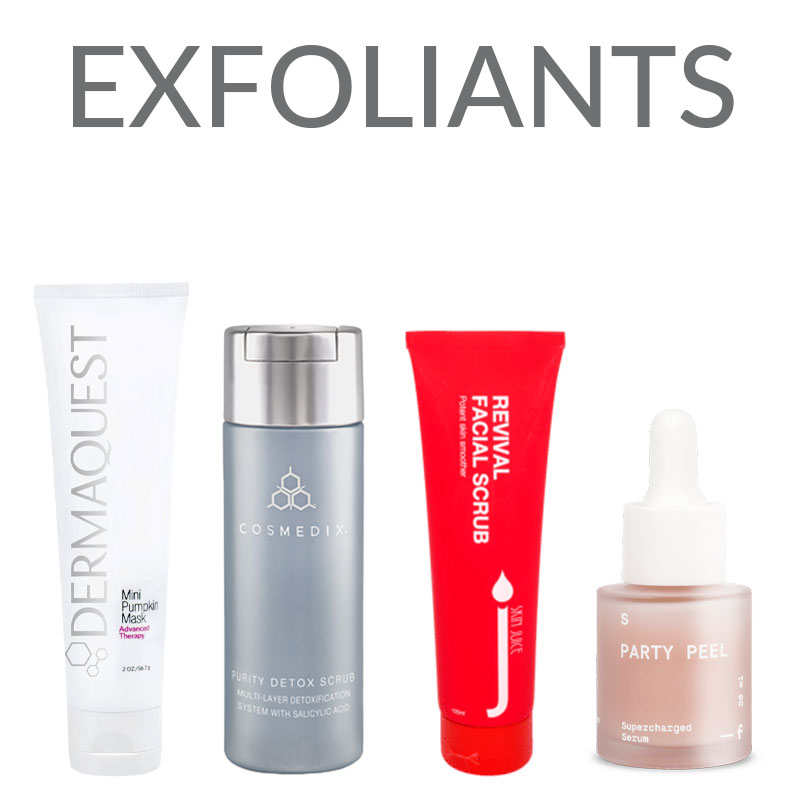 exfoliants pay now