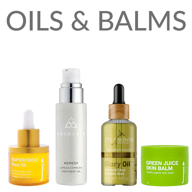 Oils & Balms