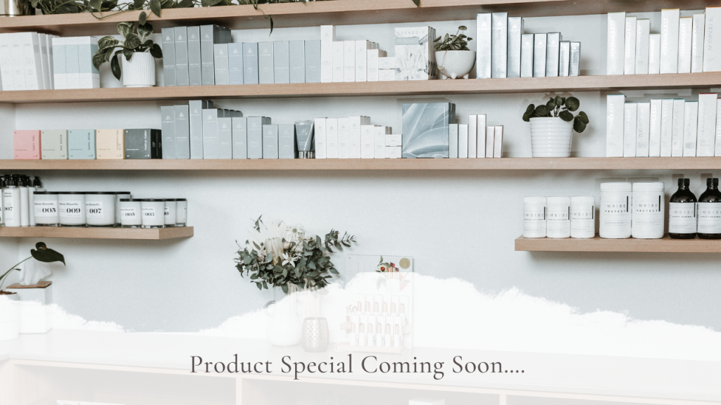 Product special coming soon 2